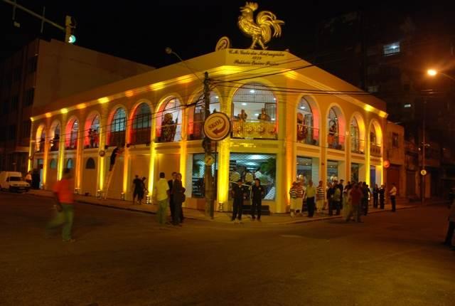 Palacio Enéas Freire Sede