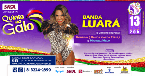 Fifth in Rooster – Band Luará and guests