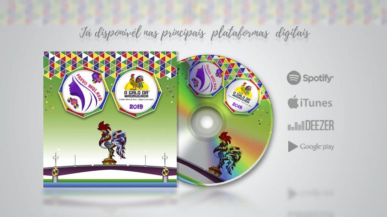 El gallo de la madrugada lanza CD con inéditas para el Carnaval 2019
