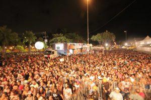 Forrozão do Galo atrai cerca de 50mil pessoas ao centro do Recife