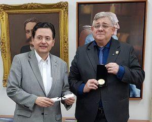 Fundaj homenageia Galo da Madrugada com comenda Joaquim Nabuco
