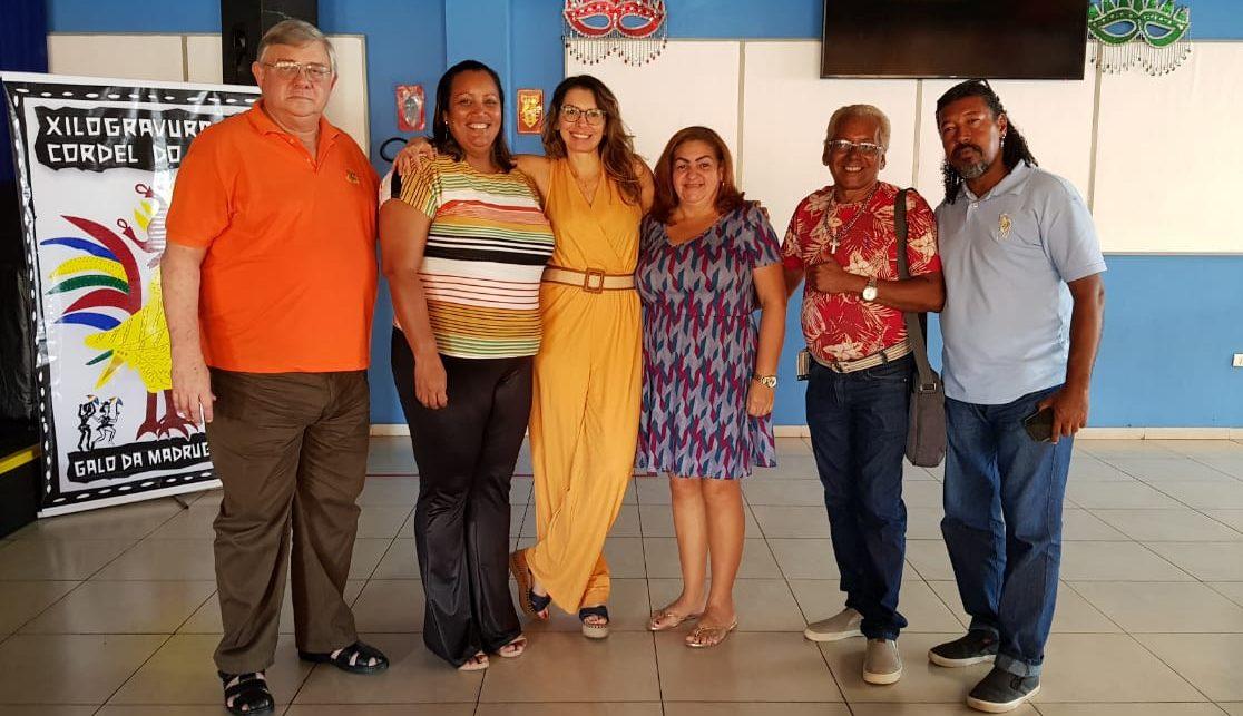 Galo da Madrugada articula incentivo de sustentabilidade em comunidades da Ilha Joana Bezerra