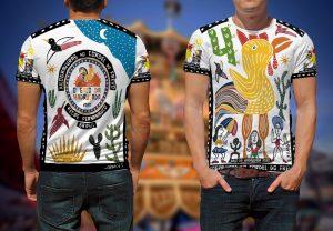 Camisa Galo da Madrugada 2020