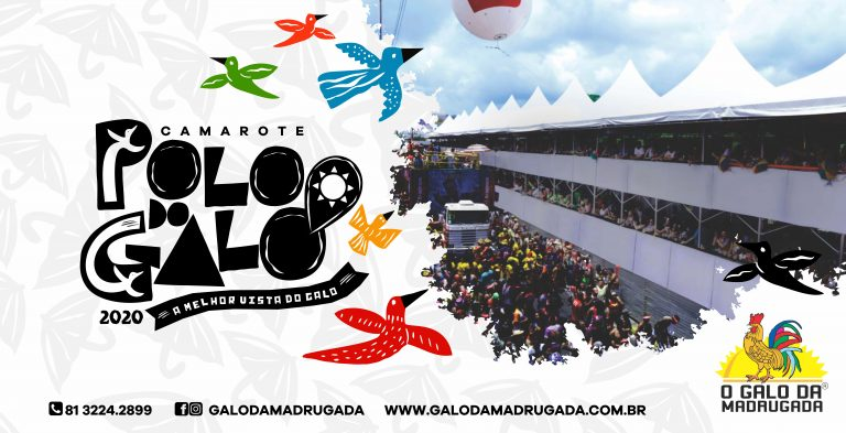 Camarote Polo do Galo – OPEN BAR & OPEN FOOD